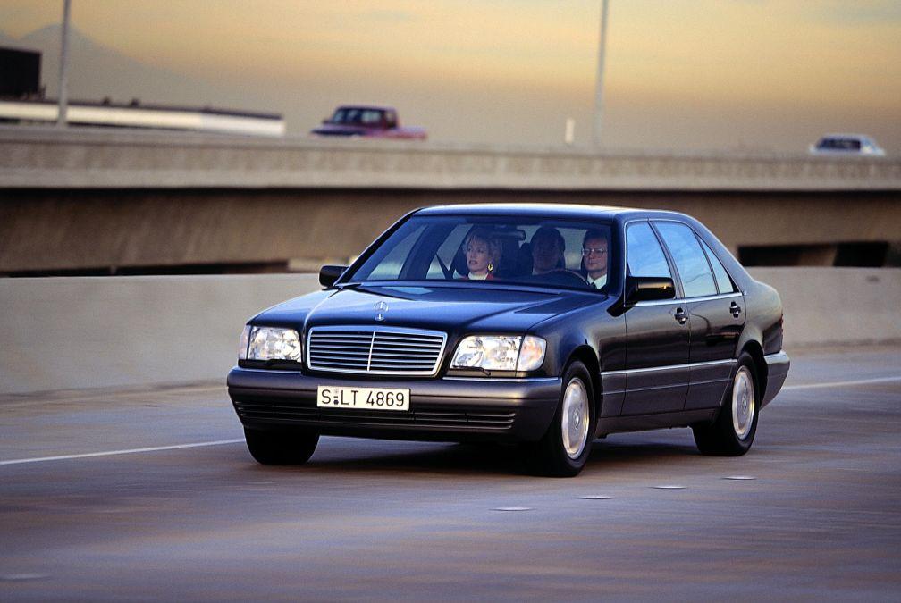 25 years Mercedes S-Class W140 - MercedesBlog
