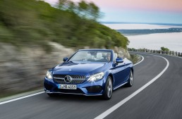 The new Mercedes-Benz C-Class Cabrio – Filling the historical gap