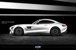 RevoZport Mercedes-AMG GT shows less is more