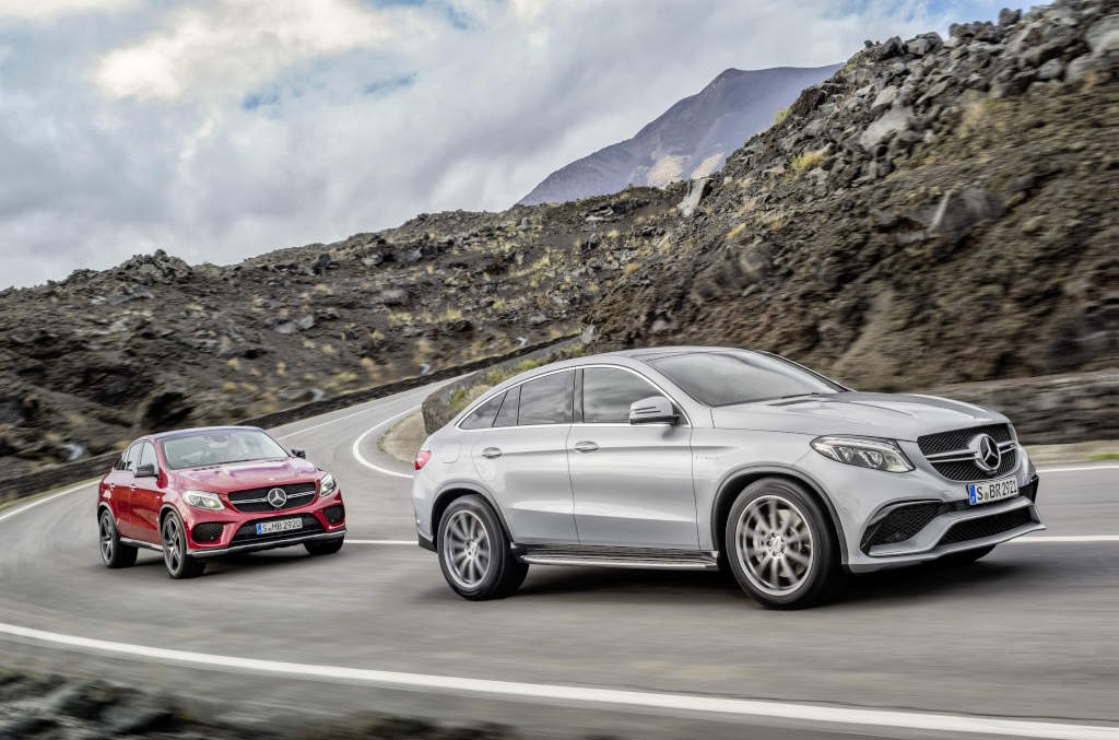 Mercedes-Benz sales January 2016: Double digit growth for the Mercedes-Benz sales