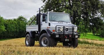 Schwarzenegger Unimog: Arnie's U1300 is again for sale
