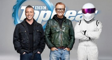 """Comedian Matt LeBlanc becomes """"Friends"""" with cars as Top Gear Co-Host"""