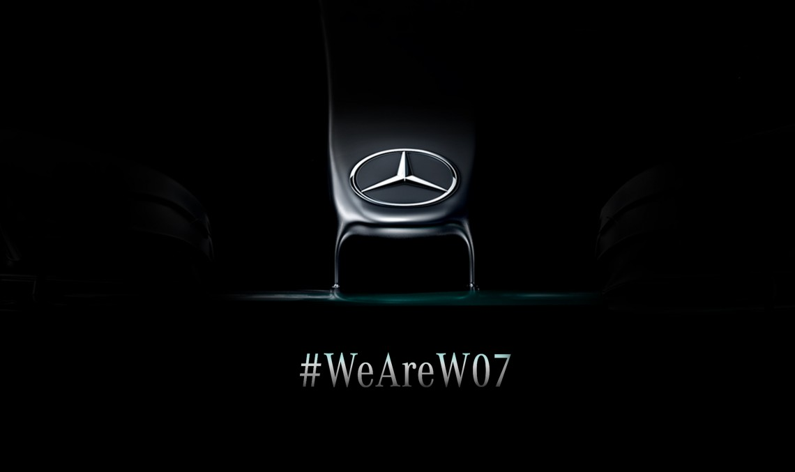 The W07 – Not a secret agent, but a winning project