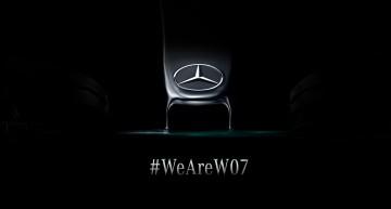 The W07 – Not a secret agent, but a winning project
