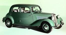 Happy Birthday! 80 years of Mercedes‑Benz 170 V