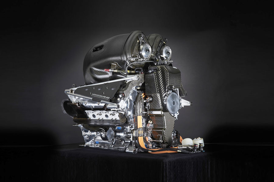 Mercedes F1 engine for 2016: Leaner, cleaner and meaner