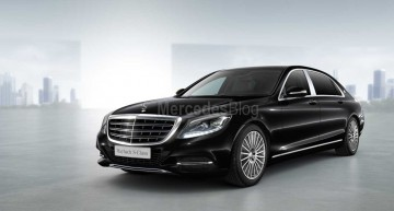 Mercedes-Benz S-Class facelift inches closer to its debut (updated)
