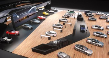 The Dream Cars Collection – A tour of the Mercedes-Benz stand in Geneva
