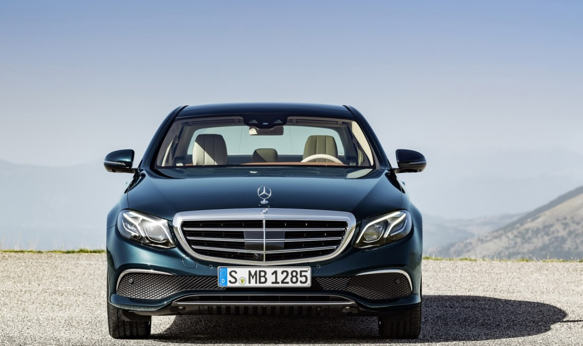 Mercedes MULTIBEAM LED headlamps got the Red Dot Award