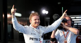 Rosberg wins the F1 opening race. Alonso miraculously walks away from horror crash