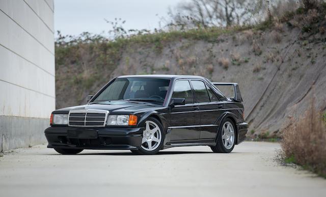 Mercedes-Benz 190 E 2.5-16 Evolution II performance sedan turns 30