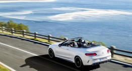The opposite to Monday mornings – the 2017 Mercedes-Benz Convertibles