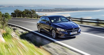 Read the signs – There are Mercedes-Benz stars everywhere