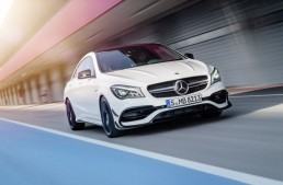 First video of the updated CLAs – Style and dynamics in the compact way