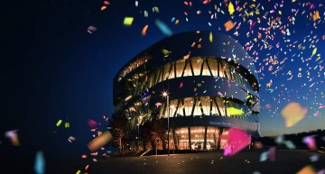 Nine million visitors at the Mercedes-Benz Museum in 12 years