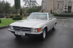 Romanian dictator extravaganza. Nicolae Ceausescu's SL sold for €50k