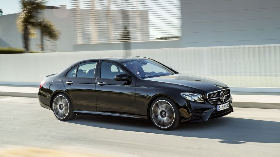 Official: 401 hp Mercedes-AMG E 43 4Matic unveiled