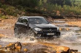 The hottest GLC. Mercedes-AMG GLC 43 boasts a 367 HP bi-turbo V6