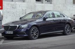 Remote Parking Pilot: Mercedes E-Class shows James Bond skills