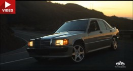 Iconic Mercedes 190E 2.3-16 is the long forgotten dream ride