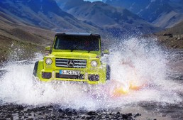 Mercedes-Benz G 4×4² is getting closer to series production