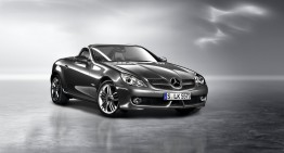 Not a kid anymore – The SLC predecessor, Mercedes SLK, turning 20