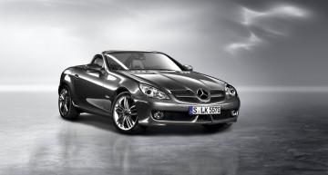 Not a kid anymore – The SLC predecessor, Mercedes SLK, turning 20
