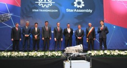 Mercedes 9G-Tronic transmission enters production in Sebes, Romania