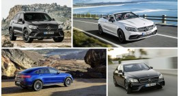 Mercedes-AMG will reach 48 different models by the end of the year