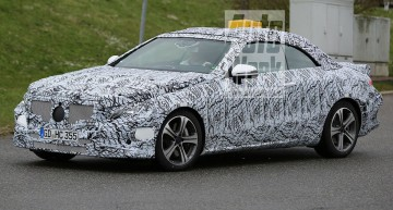 Hat off! 2017 Mercedes E-Class Cabrio secrets unfolded