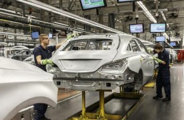 Mercedes fully commits to its Hungarian plant in Kecskemét