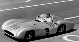 Greatest Formula One driver of all time is a Mercedes champion