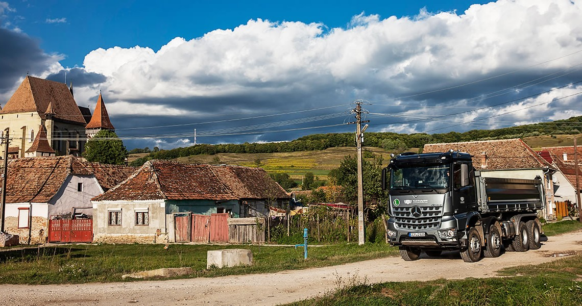 In the land of Dracula – RoadStars go to Romania