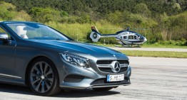 On land, on water and in the air – Mercedes-Benz Style conquers all
