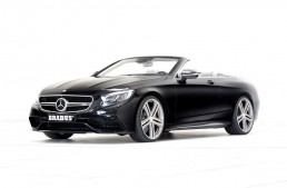 Stand out in the crowd – Brabus-Tuned Mercedes-AMG S63 Cabriolet gets Monoblock rims