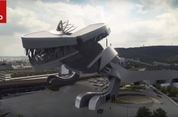 Mercedes-Benz Museum 10th Anniversary celebrated in one more film