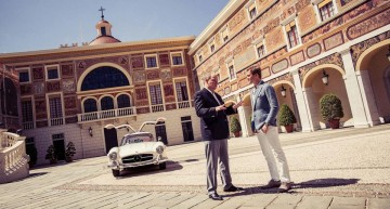 The Royal Drive – A racer for the Prince Albert of Monaco
