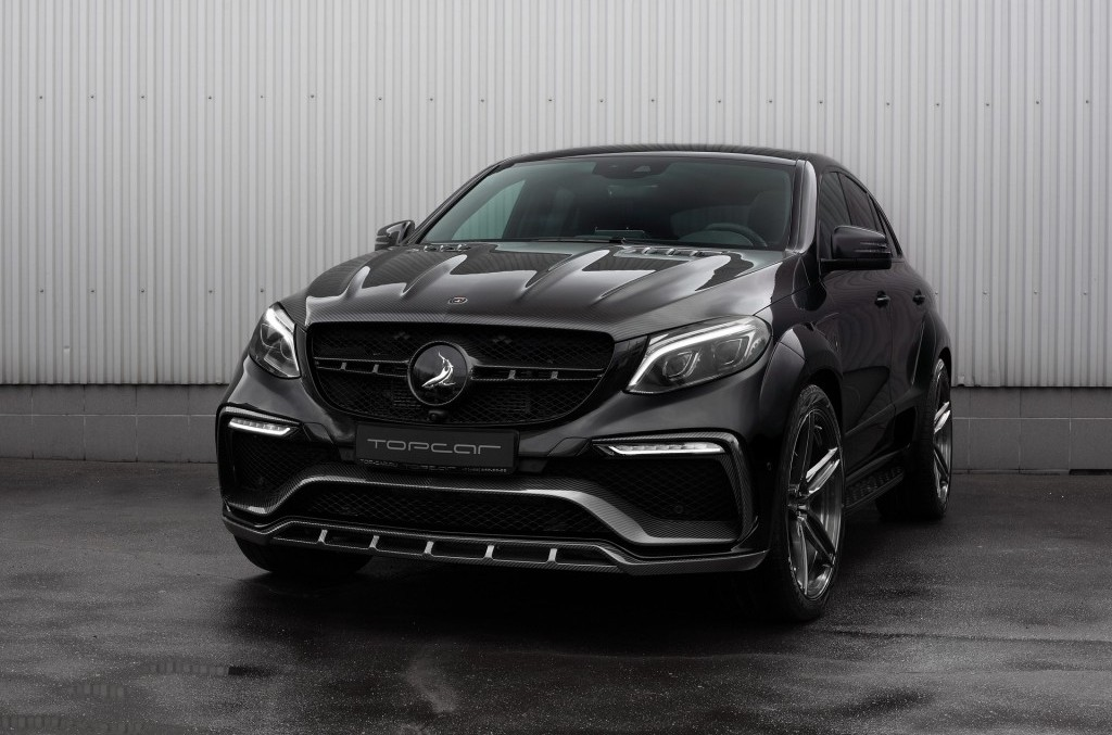 For the highway to hell – the Mercedes GLE Coupe Inferno