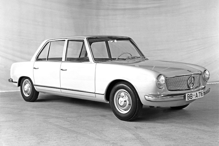 History's irony: Mercedes created the Audi we know today