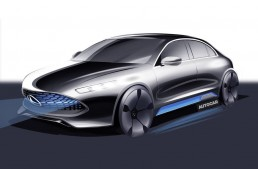 The green era begins – Four Mercedes-Benz electric vehicles by 2020