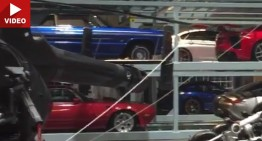 All the cars in Fast 8 (#F8) movie. Mercedes-AMG GT among the stars