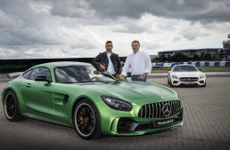 The AMG GT R is addictive – World champion Hamilton wants a special edition