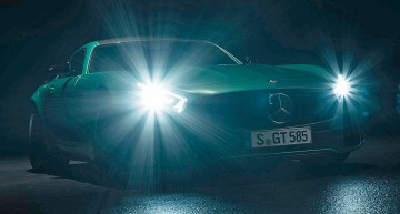 FAST & FURIOUS: Mercedes-AMG GT R gets 570 hp – first official pictures