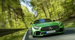 The Panamericana is here to stay as signature grille of Mercedes-AMG