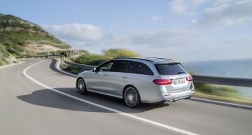 FULL DETAILS: Mercedes E-Class Estate
