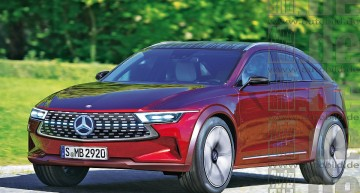 Every new Mercedes between 2016 and 2021 detailed by Auto Bild