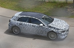 All-new 2018 Mercedes A-Class spied for the first time