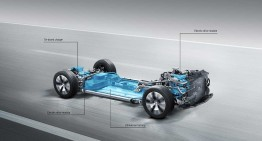 Mercedes new range of electric cars becomes the EQ sub-brand