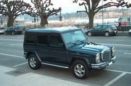The strangest Mercedes-Benz in the world – A G-Class turned classic