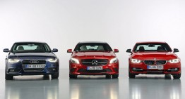 Mercedes is No1 premium carmaker from far in the first six months of 2017